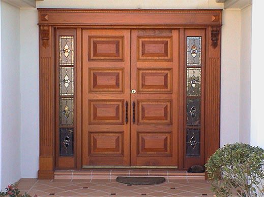 Available in variety of designs colours and glazing options out timber doors offer you high energy efficiency and fully secured. Ring our office and speak ... & Timber Doors Installers Wembley London Glazed Timber Doors - RoeGreen