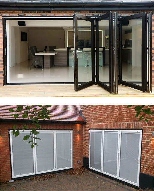 Bi-folding Doors Installers & Manifacturers London - Roegreen